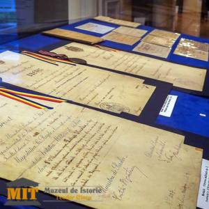 documente-expuse-muzeul-de-istorie-teodor-cincu-tecuci