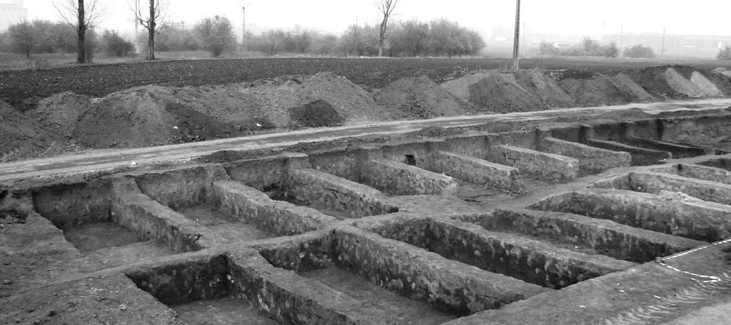 Necropole in orasul Tecuci