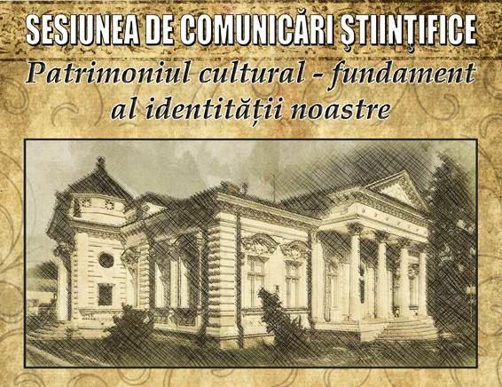Sesiune Comunicari Stiintifice patrimoniul