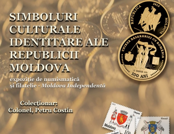 Simboluri Culturale identitare ale Republicii Moldova