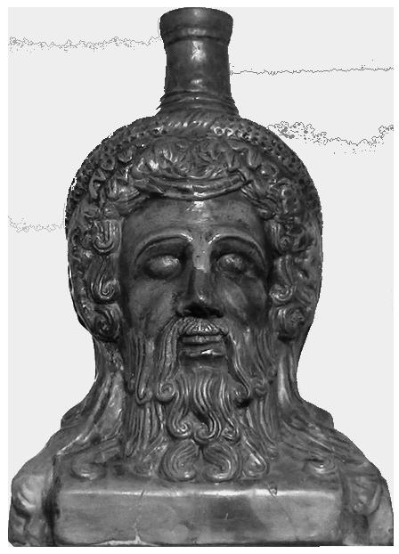 Statueta Muzeul de Istorie Tecuci
